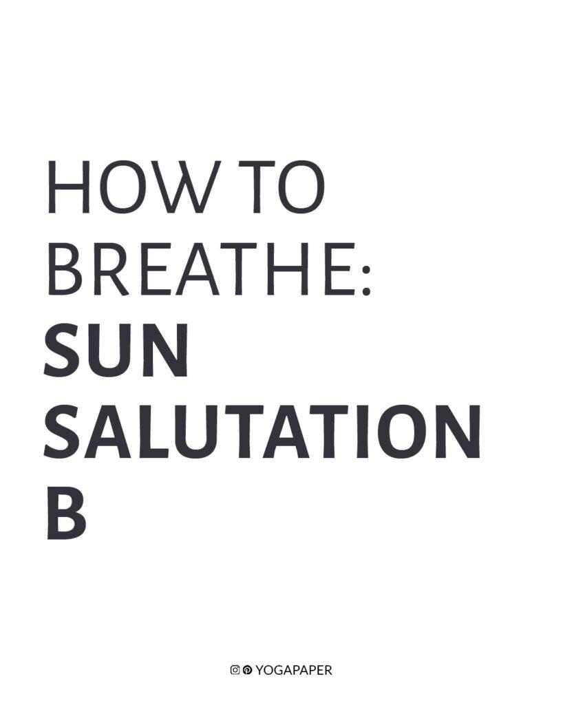 Sanskrit Names For Sun Salutation